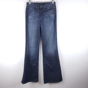 Joe's Wide Leg Muse Dark Wash Jeans Size 26